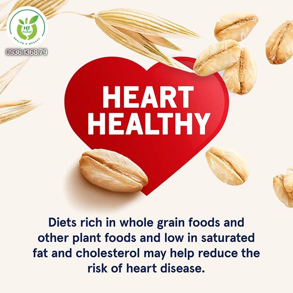 Tác dụng của yến mạch giảm cân
