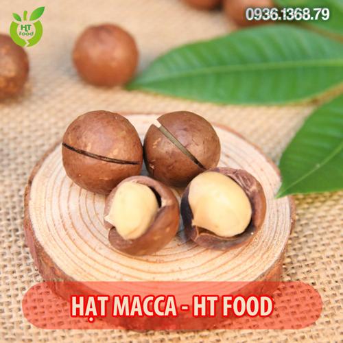 Hạt macadamia bán ở đâu ?